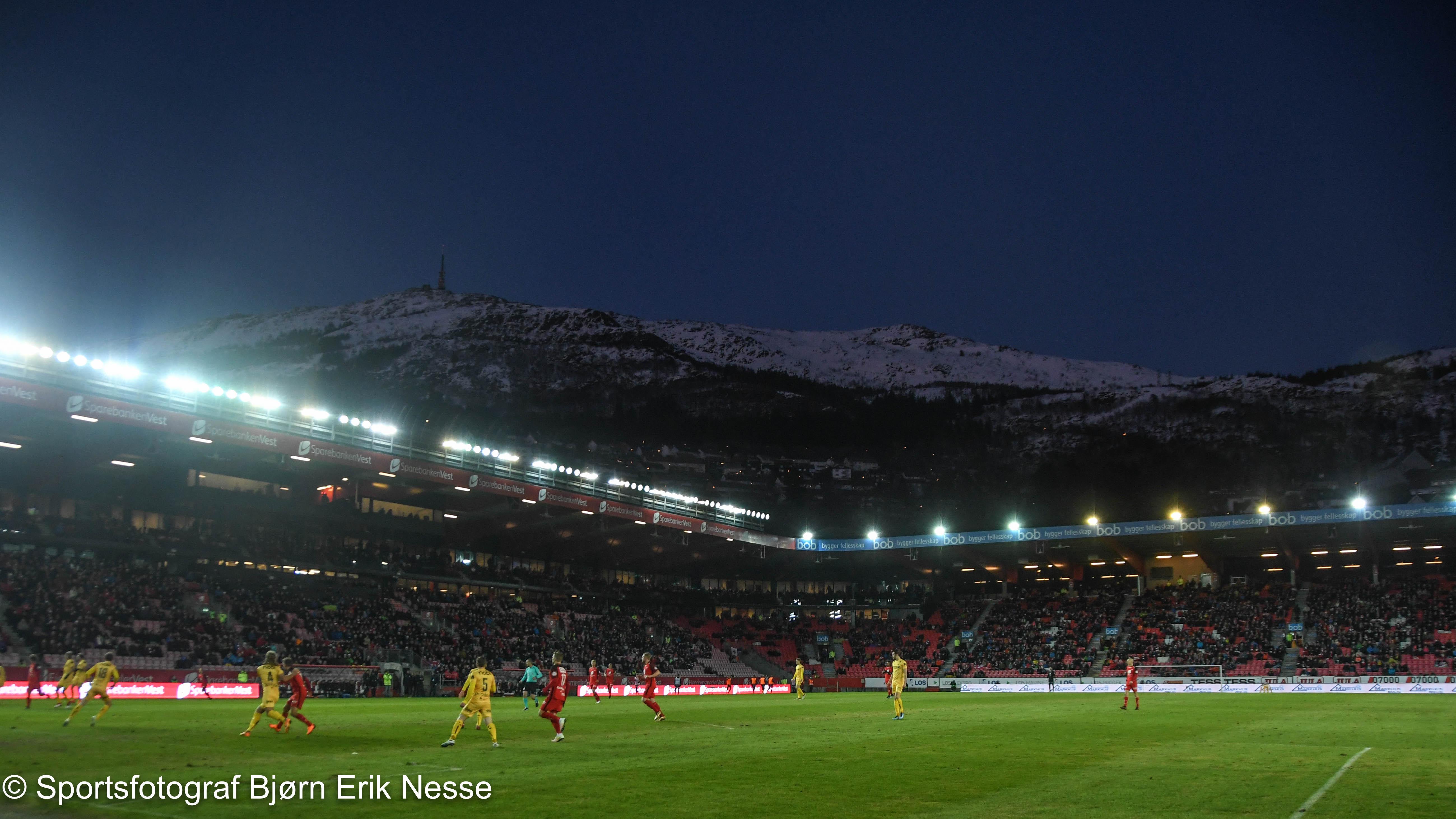 Brann – Bodø/Glimt 2018